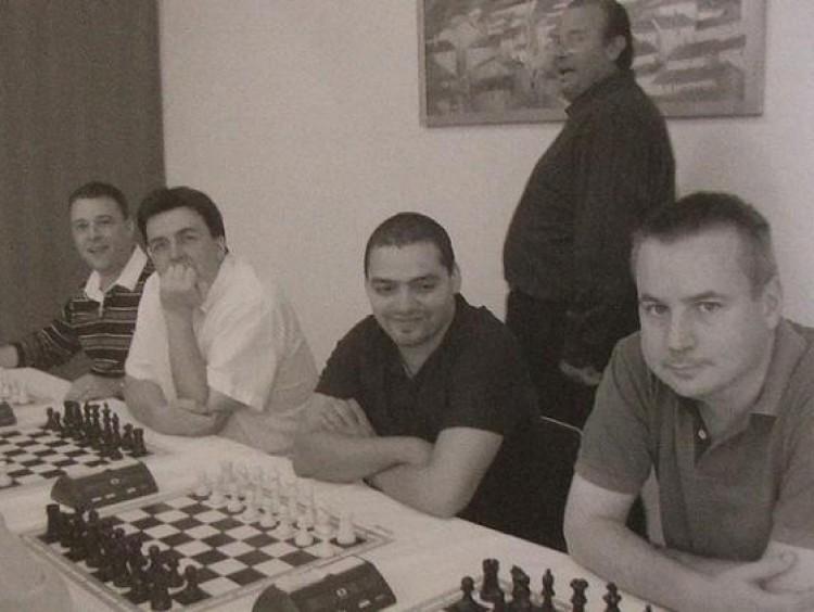 Campeones de Cataluña partidas rápidas por equipos 2009