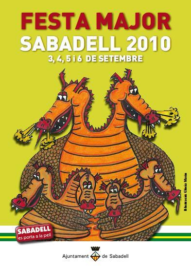 Actividades en la Festa Major de Sabadell