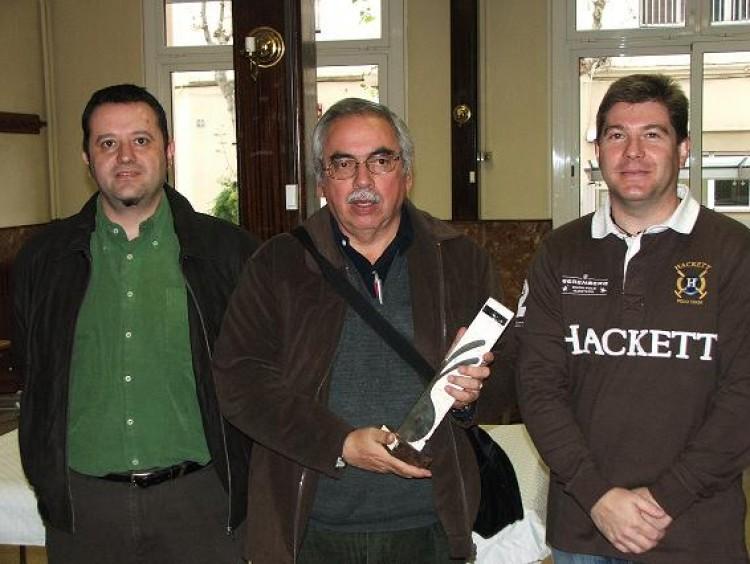Campeonatos de España de veteranos en Sabadell
