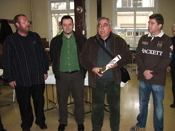 X Campeonato de España de veteranos 2008