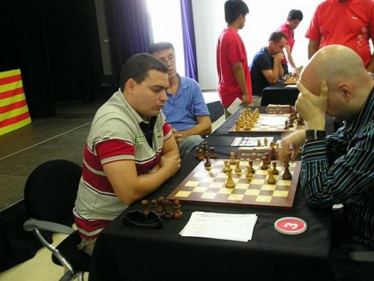 O. Almeida repeteix 3er lloc a l'Open de Poblenou