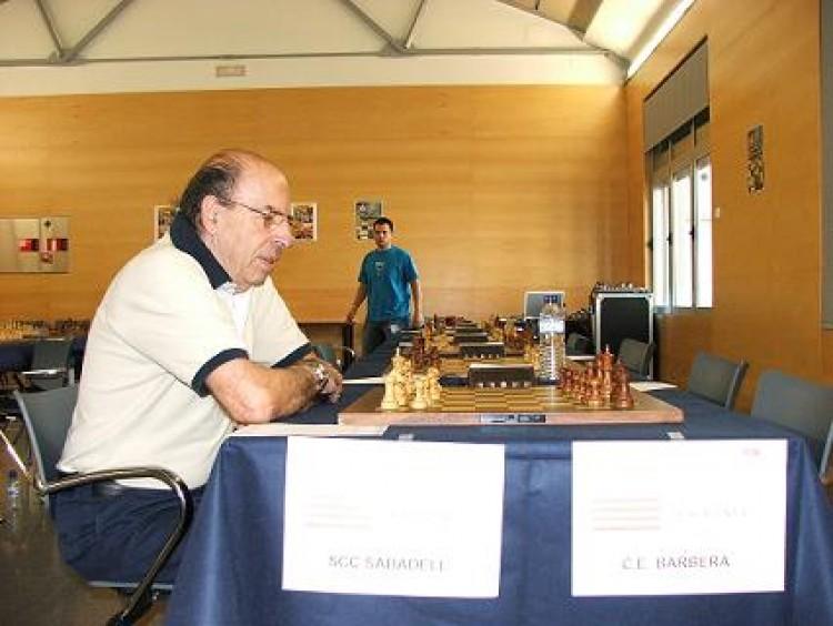 Campionat de veterans de Barcelona 2010