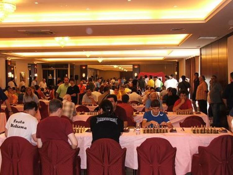 II Diada d'escacs actius de l'11 de setembre (2006)