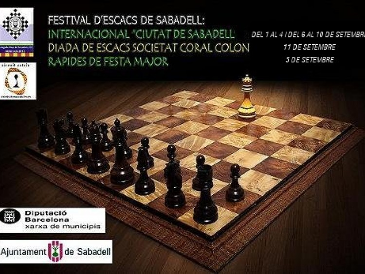Torneigs d'Escacs setembre 2010