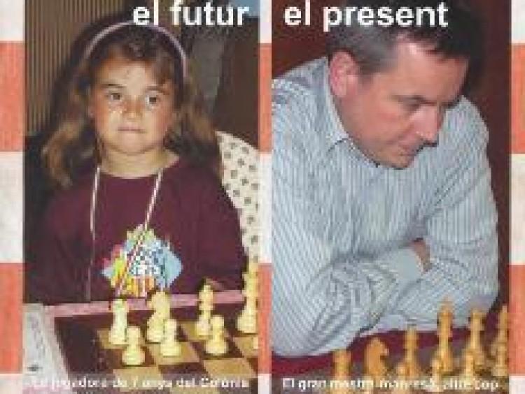 Entrevista a Pere  Reginaldo al Butlletí d'Escacs