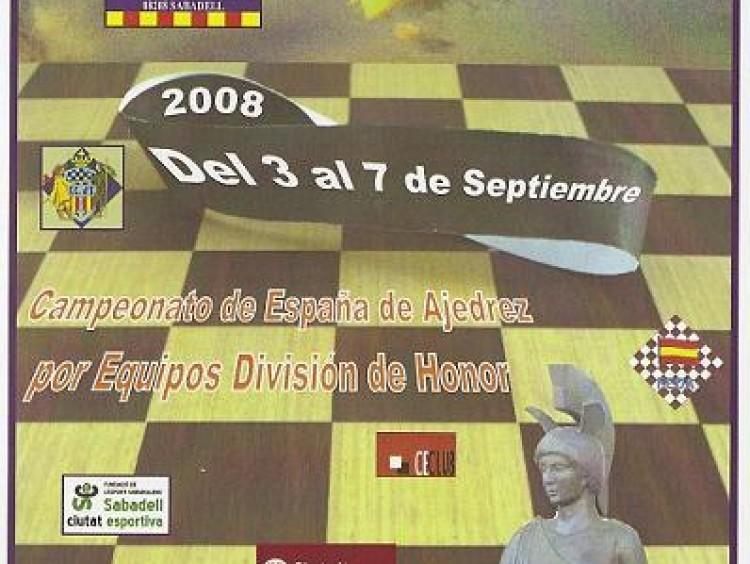 Campionato de España de club 2008, División de Honor, Grupo Norte