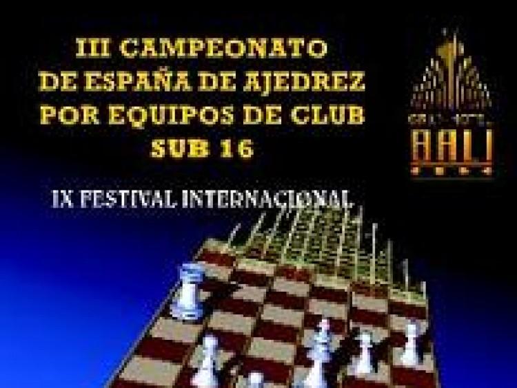 III Campeonato de España sub-16