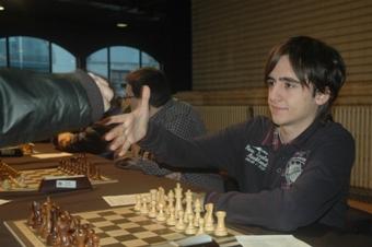 Àlvar Alonso Sots-Campió de Catalunya 2011