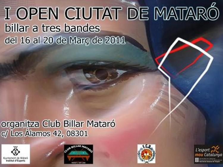 Mia Mas guanya el I Open Ciutat de Mataró