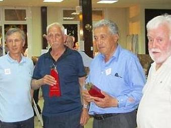 I Torneig de botifarra de la S. Coral Colon i habaneres de la festa major de la Creu Alta 2011