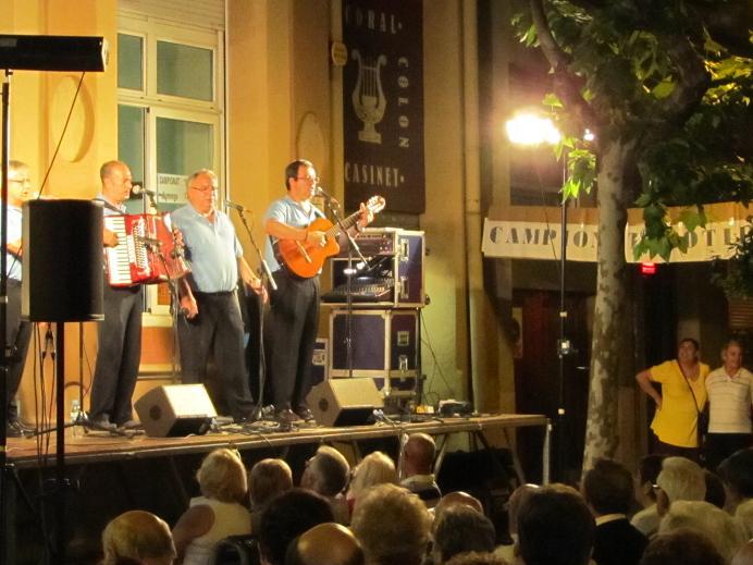 Havaneres de la festa de la Creu Alta 2011