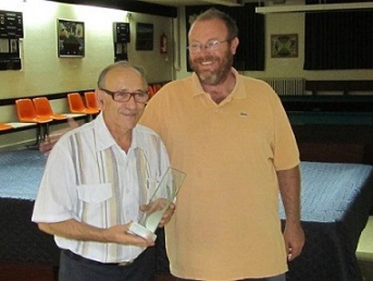 Premis temporada 2011 i homenatge al Sr Juan