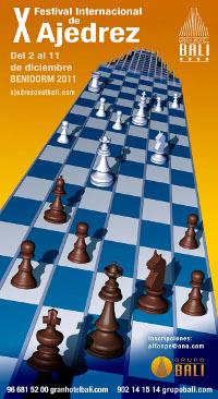 Festival Internacional d'Escacs Bali 2011