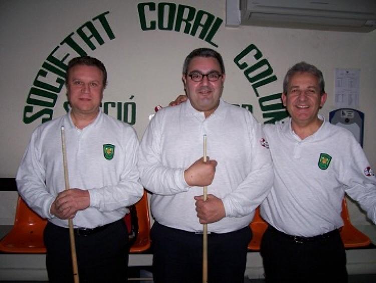 5ª j. Liga N. Juegos Serie: La SC Colon 2ª de grupo