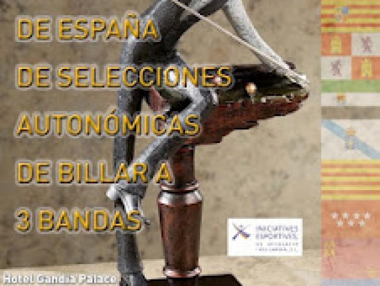 Cataluña, bronce en el Cto España Selec. Auton.