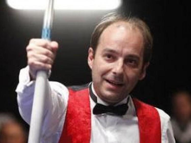 Dani Sánchez Campió d'Europa  3 Bandes