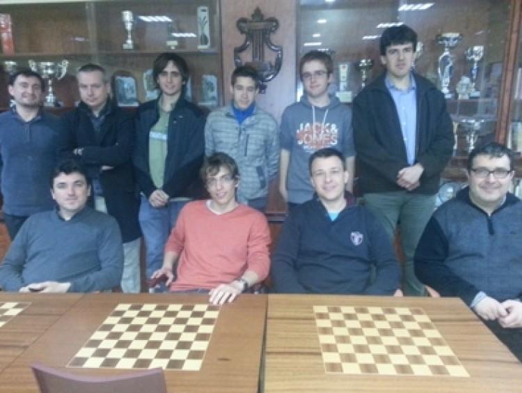 La Sociedad Coral Colon de Sabadell, Campeón Absoluto de Cataluña por Equipos 2013