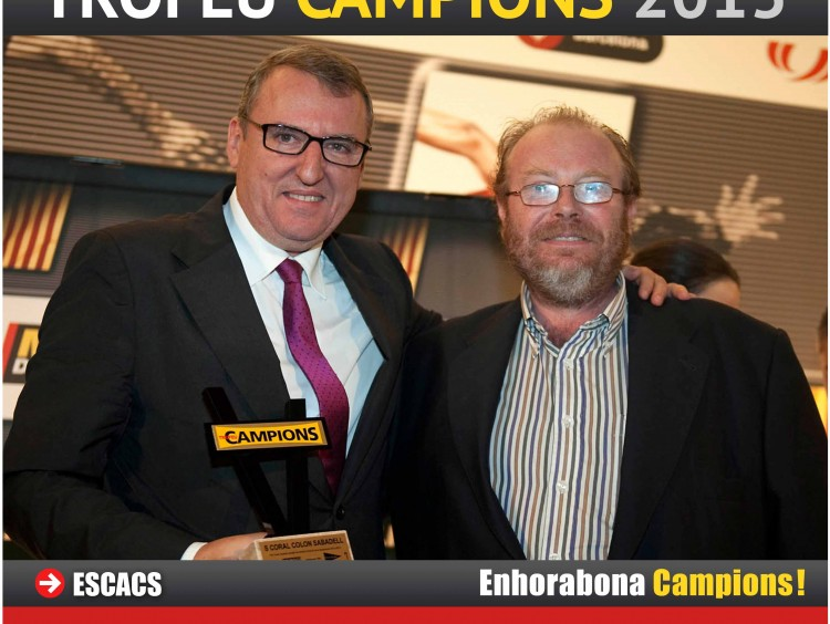 Campions Mundo Deportivo