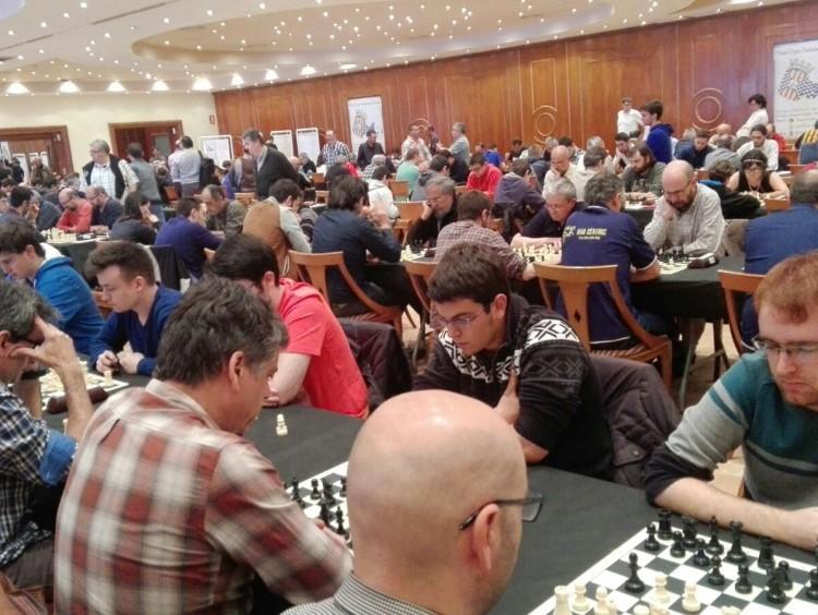 Final Copa Catalana d'Escacs
