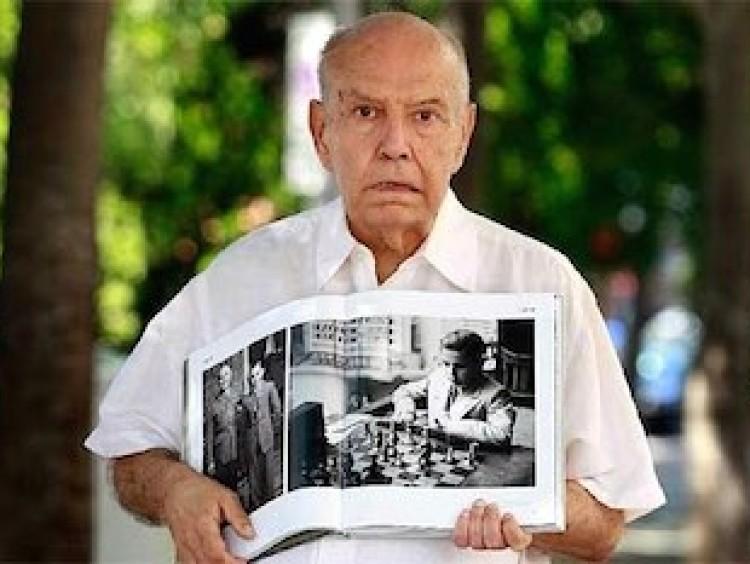 Ha mort Arturo Pomar a Barcelona a l'edat de 84 anys