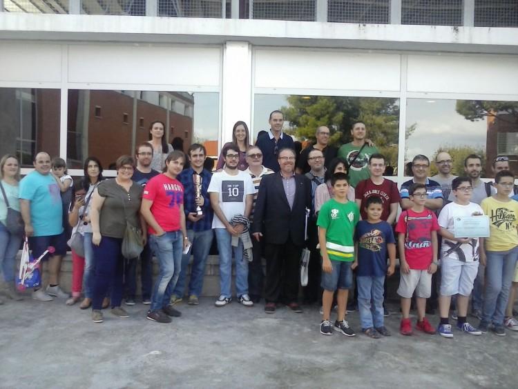 La Societat Coral Colon  guanya la festa catalana