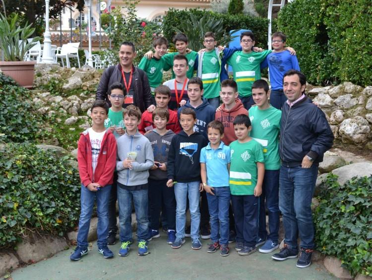 Campionat de Catalunya d'Escacs per Equips d'Edats 2016
