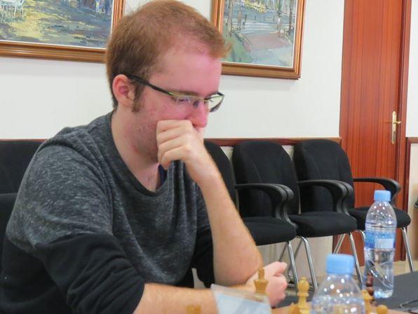 Carles Díaz a semifinals