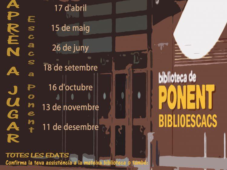 BIBLIOESCACS 2021